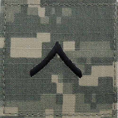 Army ACU Rank