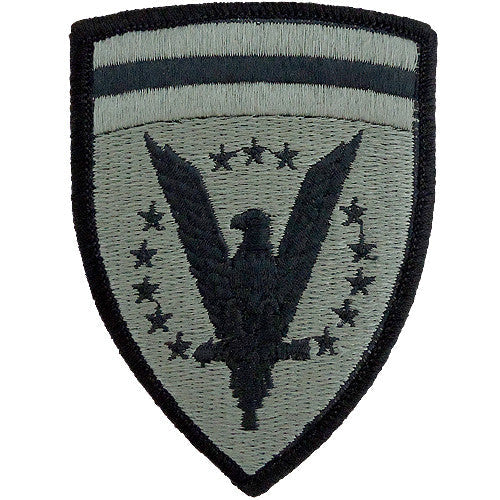 European Command ACU Patch