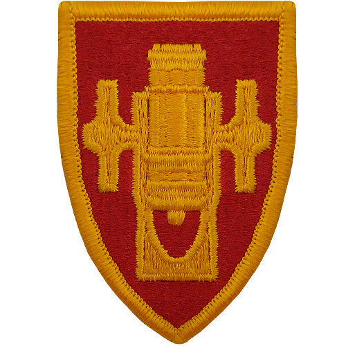 Field Artillery School Class A Patch