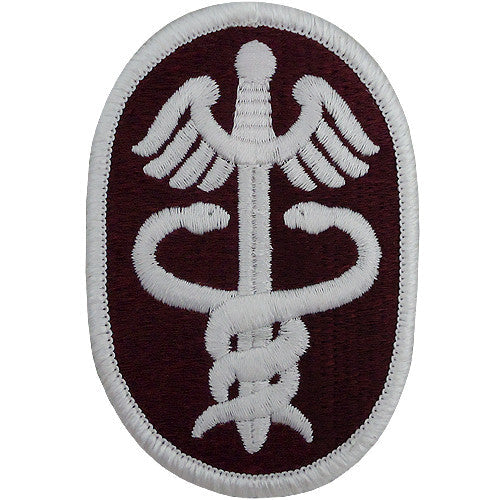 U.S. Army Medical Command Class A Patch