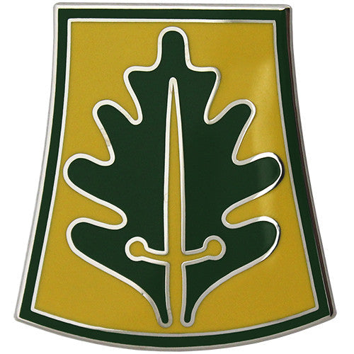 333rd Military Police Brigade Combat Service Identification Badge