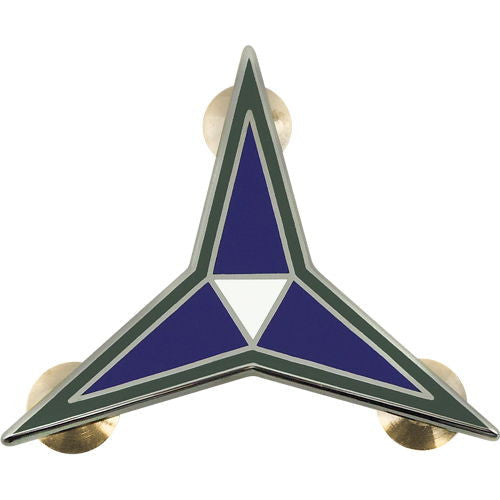 III (3rd) Corps Combat Service Identification Badge