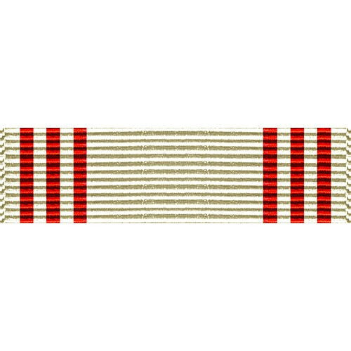 Indiana National Guard Retention Thin Ribbon