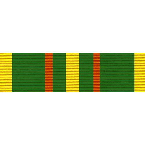 Indiana National Guard Distinguished Service Medal Thin Ribbon