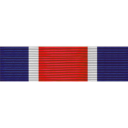 Indiana National Guard Recruiting Thin Ribbon