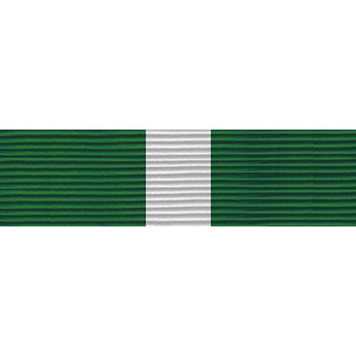 Iowa National Guard Commendation Medal Thin Ribbon