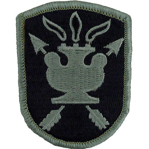 JFK Special Warfare ACU Patch