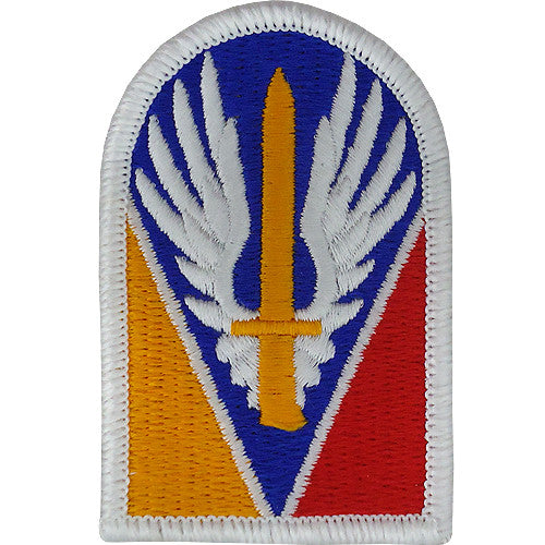 Joint Readiness Training Center Class A Patch