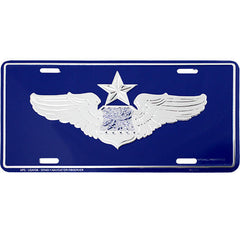 Air Force Senior Navigator / Observer License Plate