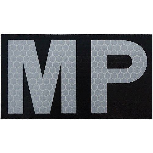 Military Police (MP) Clear Infrared Patch