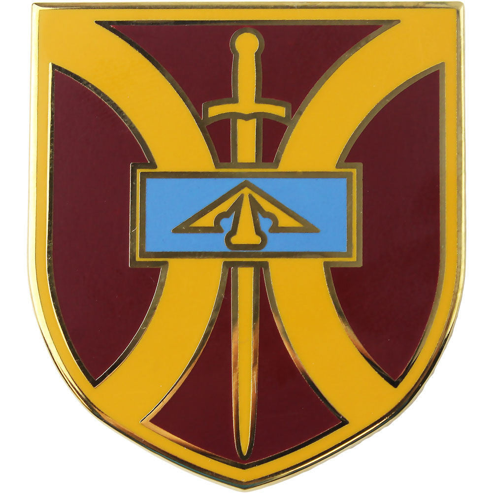 916th Support Brigade Combat Service Identification Badge