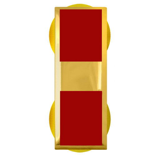 Marine Corps Garrison Cap Device Rank - Warrant Offficer