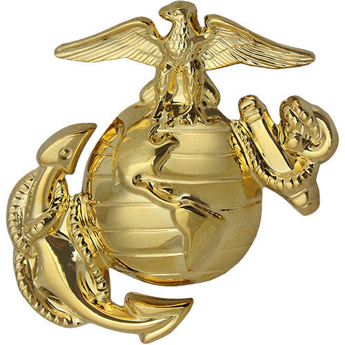 34070524c5e Marine Corps Globe-and-Anchor Cap Device