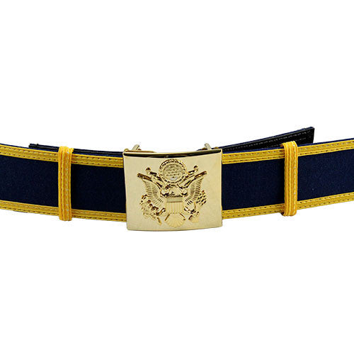 Army Dress Belts - Ceremonial - Enlisted, Officer and Infantry