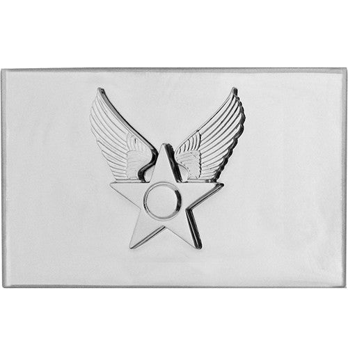 Air Force Dress Belt Buckle - Honor Guard With Hap Arnold Emblem