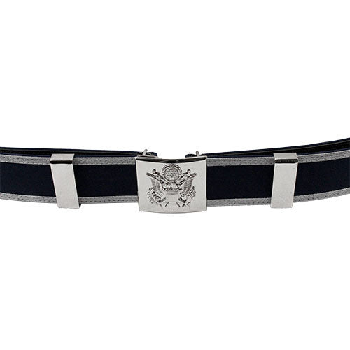 Air Force Dress Belt - Ceremonial Officer With Coat Of Arms Buckle