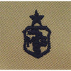 Air Force Medical Service Corps Embroidered ABU Badges