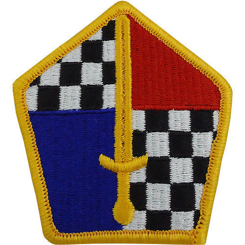 Military Entrance Processing Command Class A Patch