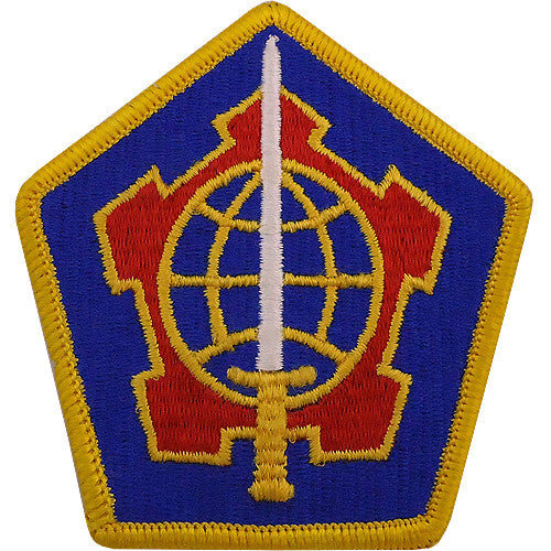 Military Personnel Center Class A Patch