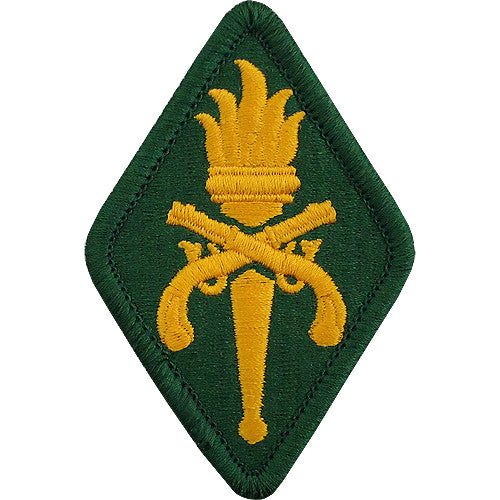 Military Police School Class A Patch