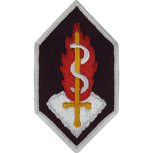 Military Research and Development Class A Patch