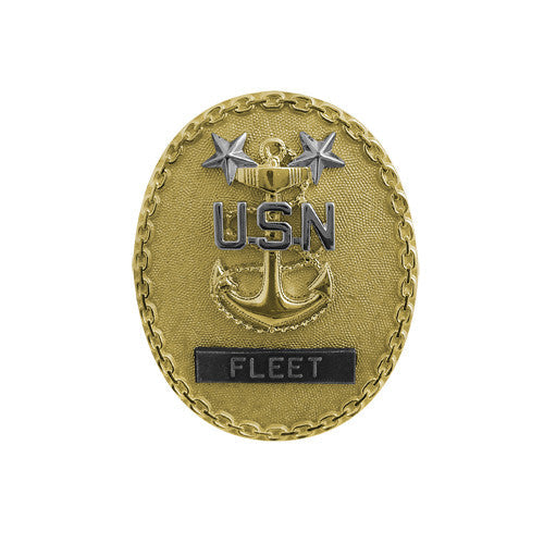 Navy Miniature Chief Petty Officer Identification Badge