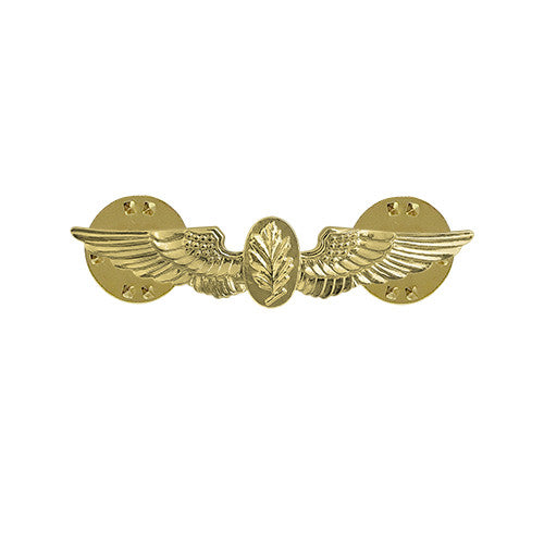Navy Miniature Naval Experimental Psychologist / Aviation Physiologist Insignia