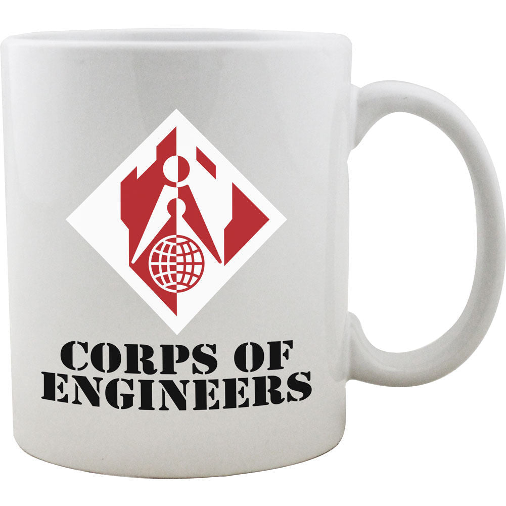 Corps of Engineers Mug