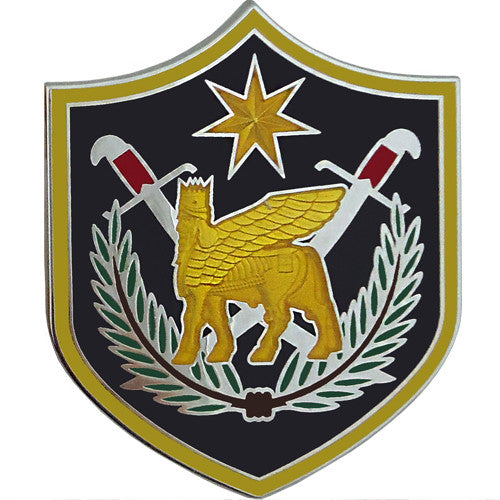 Multi-national Force Iraq Combat Service Identification Badge