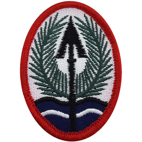 Multi-national Corps Iraq Class A Patch