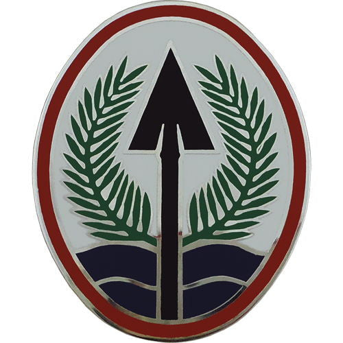 Multi-national Corps Iraq Combat Service Identification Badge