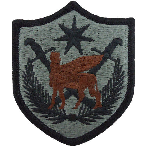 Multi-national Force Iraq ACU Patch