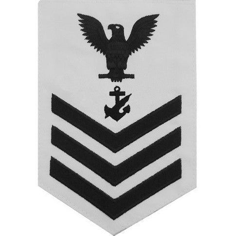 Navy E-4/5/6 Navy Counselor Rating Badges