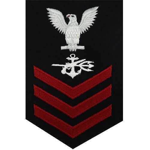 Navy E-4/5/6 Special Warfare Operator Rating Badges