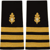Navy Soft Shoulder Mark - Commander Medical Corps