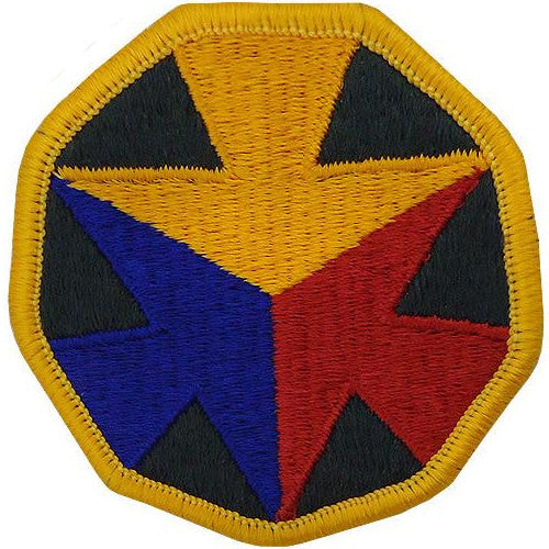 National Training Center Class A Patch
