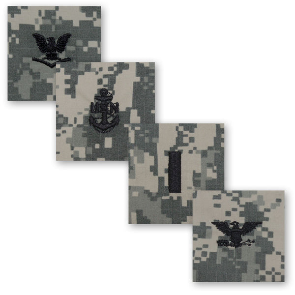 Navy ACU Sew-On Rank