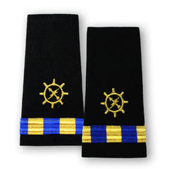 Navy Soft Shoulder Marks - Operations Technician