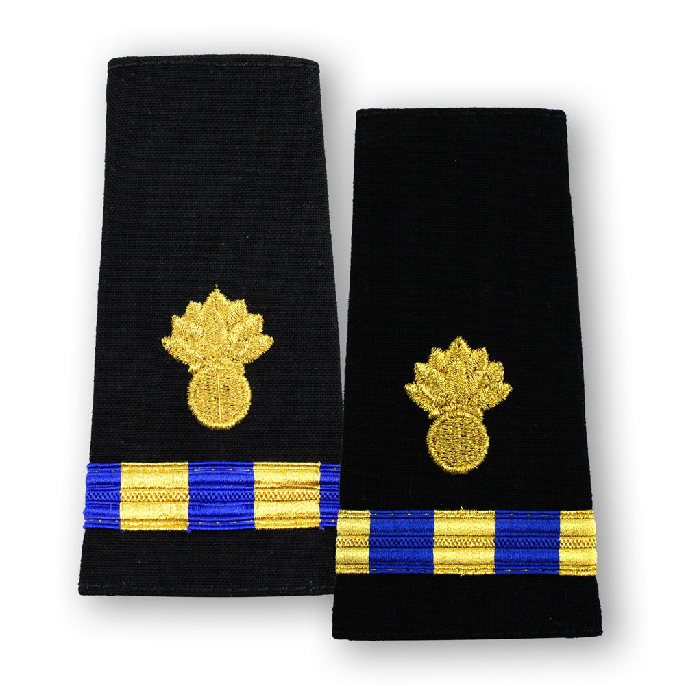 Navy Soft Shoulder Marks - Ordnance Technician