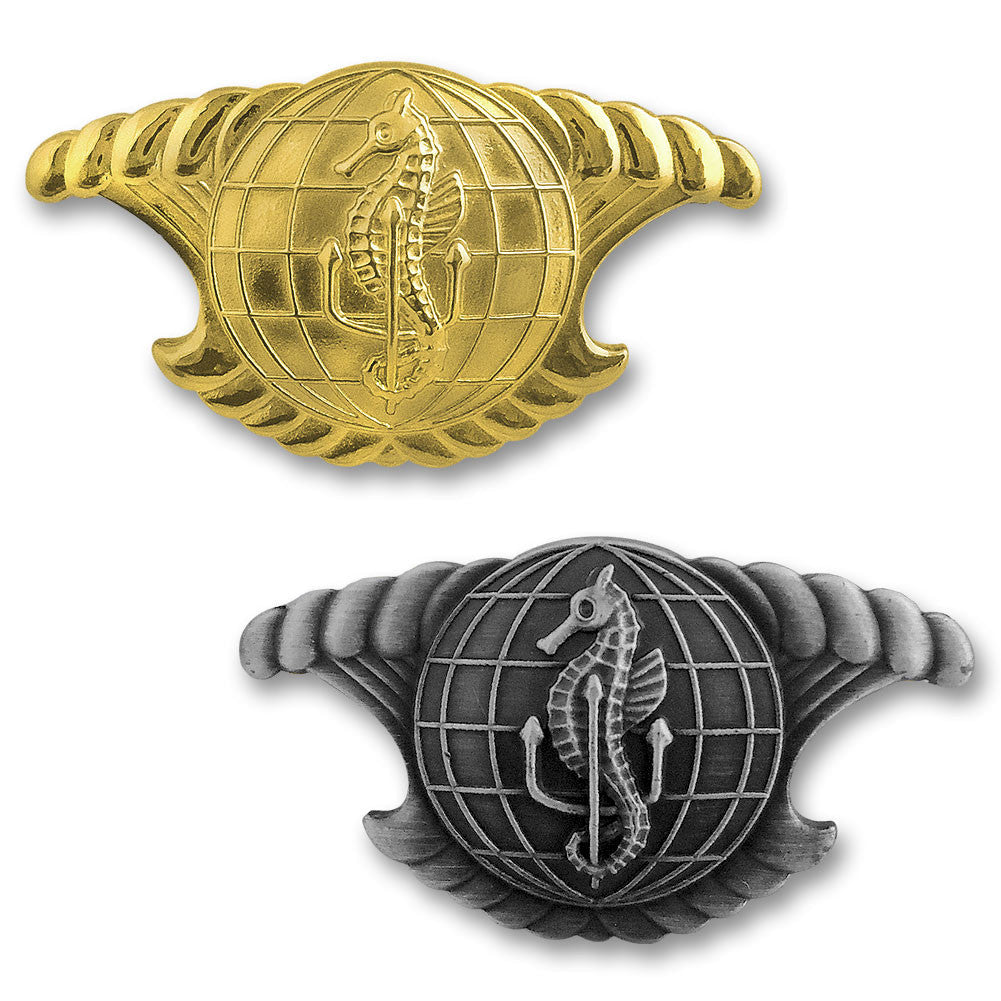Navy Integrated Undersea Surveillance System Insignias