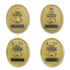 Navy Miniature Chief Petty Officer Identification Badges