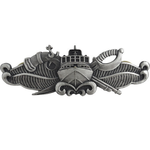 Navy Miniature Special Warfare Combatant-Craft Crewman (SWCC) Insignia ...