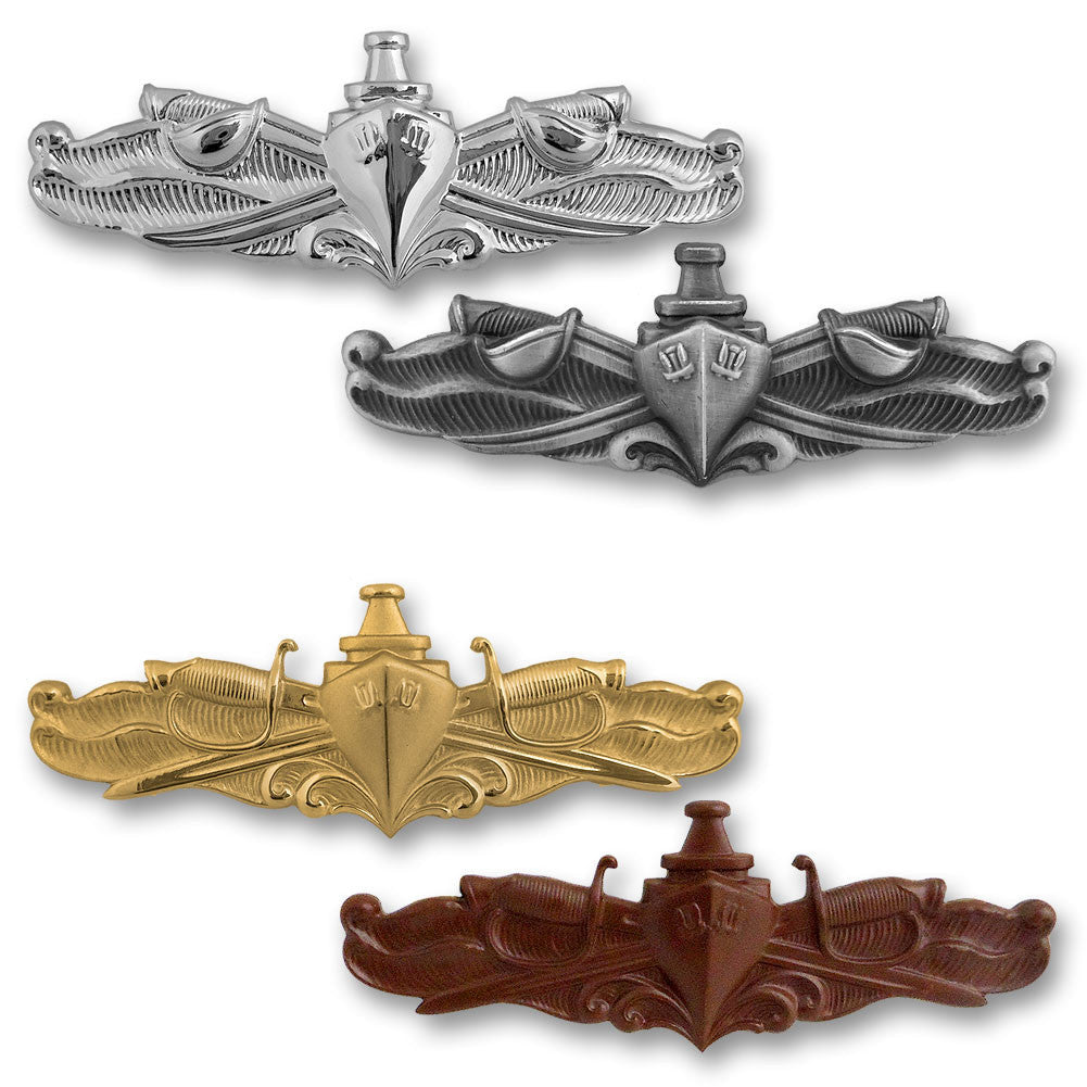 Navy Surface Warfare Insignias