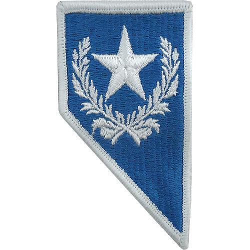 Nevada National Guard Class A Patch