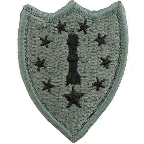 New Hampshire National Guard ACU Patch