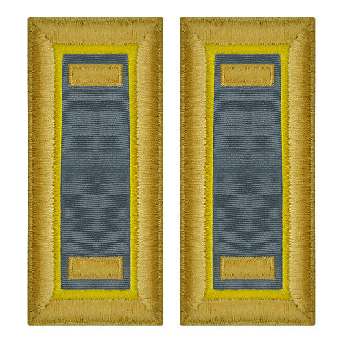 Army Female Shoulder Boards - Finance