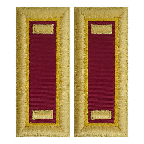 Army Female Shoulder Boards - Ordnance