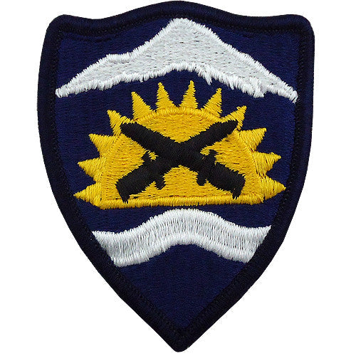 Oregon National Guard Class A Patch