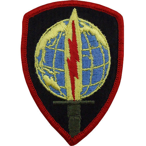 Pacific Command Class A Patch
