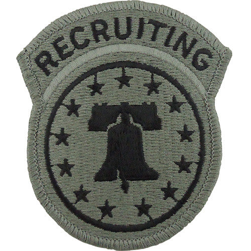 Recruiting Command ACU Patch